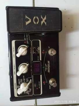 effect gitar Vox stomplab 2G