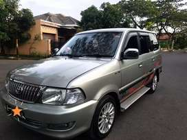 Kijang lgx th 2003 istimewa sporty