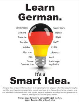 German Language Classes / Course In Peshawar, Kpk and Afghanistan A1
