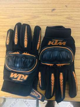 Riding gloves.. Ktm original riding gloves ..Racing gloves