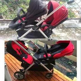 Stroller Twin Cocolatte