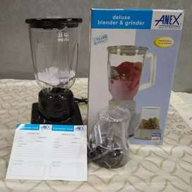 ANEX deluxe blender and grinder