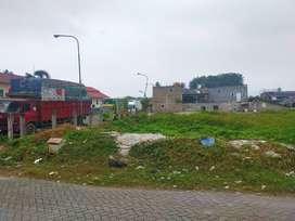 Tanah Strategis Untuk Investasi / Komersil, SHM, Di Cimone Tangerang.