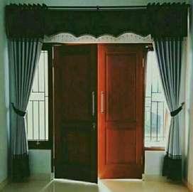 Gorden Minimalis dan Klasik Gordyn Hordeng