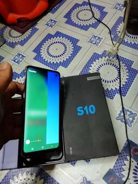 #} I want to sell Samsung model sell s10 awesome phone with warranty