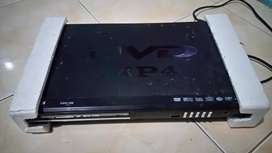DVD player merk space