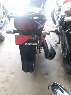 Honda 150cc sports edition