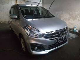 Suzuki ertiga GL matic AT 2016 silver