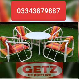 Garden Chairs  Set Medium Size