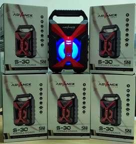 Speaker bluetooth S30