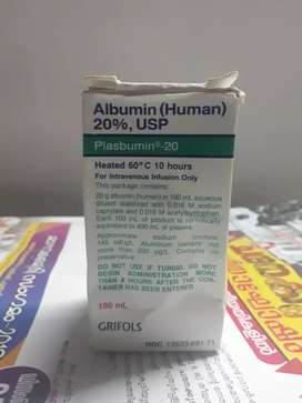Albumin for sale