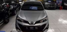 Toyota All New Yaris S Trd Mt 20818 pmk 2019 kilometer 1 ribu