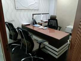 1520 sqft fully furnished office for rent in gomti nagar.
