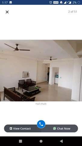 Furnished Flat Jaypee Klassic Sec128 Noida 3 BHK