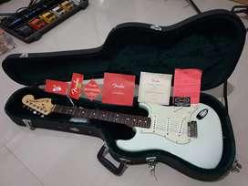 Fender Stratocaster USA American Sonic Blue