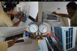 Service ac,mesin cuci dan kulkas