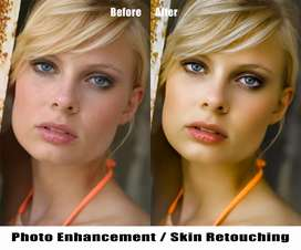 Photo Editing Graphic Designer photoshop