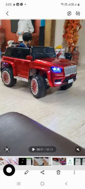 Selling toy car