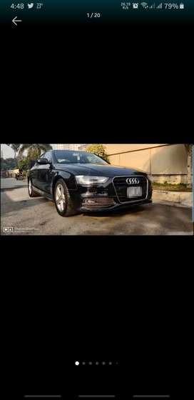 AUDI A-4 Package 2015