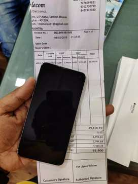Samsung Galaxy S10 E , 3 to 4 Month Old , gst bill and Warranty