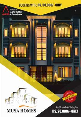 LDA Approved Luxurious Appartment