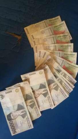 Jual uang lama kertas
