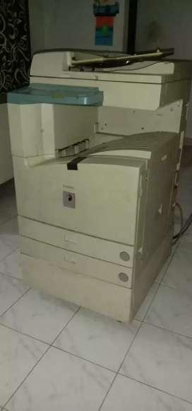 Mesin fotocopy canon f140100