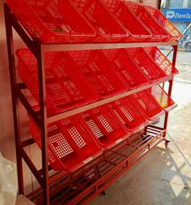 Fruit and vegetables Rack