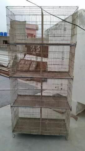 Cage 8 portion