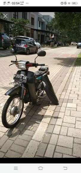 Suzuki RC100 Bravo 1999 murah