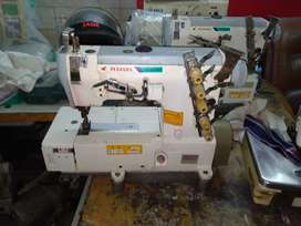 Pegasus W500 flatlock industrial sewing machine