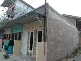 Rumah bersih bangunan baru ada westafel, murah dr pd kontrakan skitar