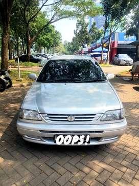 Toyota Soluna GLI at 2000 silver good condition