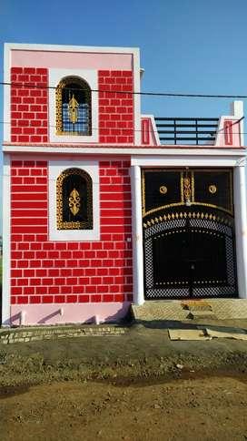 Owner built house in Patelnagar adhartal