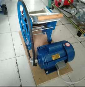 satu set mesin giling mie+dinamo 1/4 hp