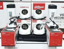 Pusat pasang baru Kamera CCTV murah Kumplit COD free instalasi