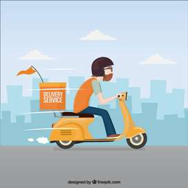 Urgent Requirement for Delivery Jobs