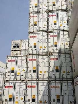 Container Bekas dan Reefer