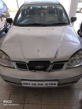 CHEVROLET OPTRA PETROL + CNG SINGLE USE