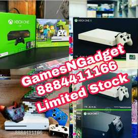 Month End Gaming Offer for Xbox Series Console with Warranty games