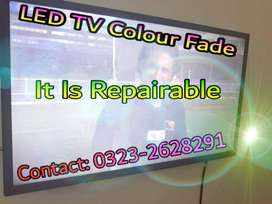 LED & LCD Tv Repair - System Card Repairable At Lowest Cost Call Now