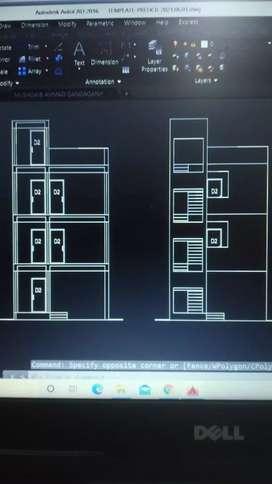 Architectural draftman