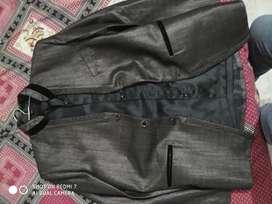 Branded Coat Pent