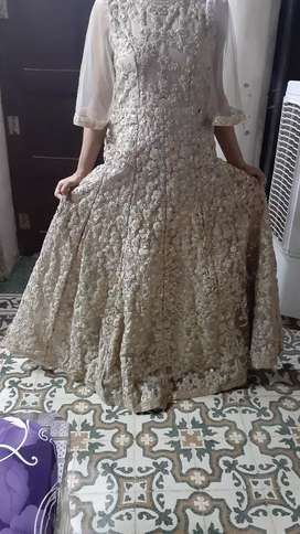 Kapoor suits , chiku partywear gown