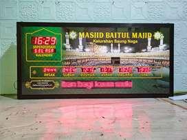 jam masjid jadwal sholat sukoharjo