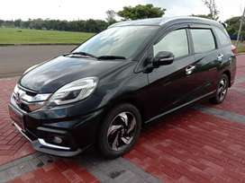 Mobilio RS limited 2014 jok racing kulit low KM ISTIMEWA