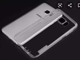 10by10 Samsung galaxy s7edge NILLKIN transparent back cover s7 edge