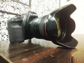 Urgent Sale Canon 6d Camera With 24-105 Lens