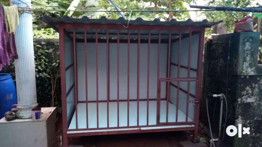 Dog kennel,  cage 0