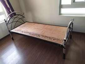 Steel cot new design